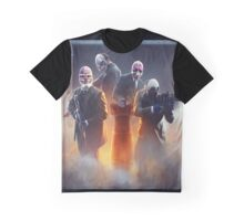 Payday 2 - The crew  Graphic T-Shirt