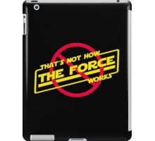 Force 101 iPad Case/Skin