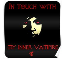 In Touch With My Inner Vampire  Poster