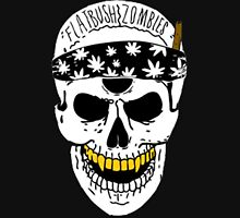 Flatbush Zombies White Skull Tee Unisex T-Shirt