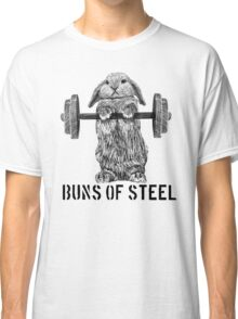 Buns of Steel (Light) Classic T-Shirt