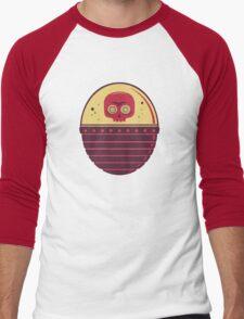 Skull Tank Men's Baseball ¾ T-Shirt