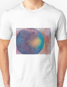 Tidal Wave Over the World Unisex T-Shirt