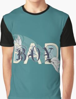 Bad Boy - Cool Gifts Design Graphic T-Shirt