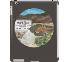 Perfection valley iPad Case/Skin