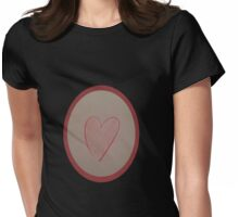 Be Mine Womens Fitted T-Shirt