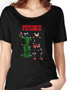 "Psycho II ""Paper Dolls"" Women's Relaxed Fit T-Shirt"