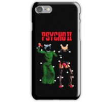 "Psycho II ""Paper Dolls"" iPhone Case/Skin"