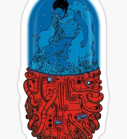 Capsule 41 - Tetsuo Akira Sticker