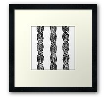 Cable 3 Framed Print