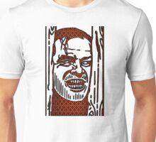 "The Shining ""Carpet Face"" Unisex T-Shirt"