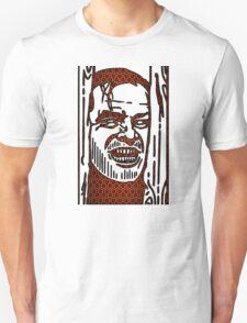 "The Shining ""Carpet Face"" T-Shirt"