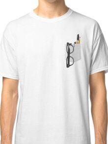 Pencil Pocket Classic T-Shirt