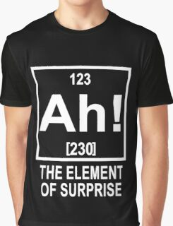 The Element Of Surprise Graphic T-Shirt