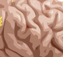 Brain ZAP! Sticker