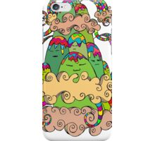 Magic  Mountain Color iPhone Case/Skin