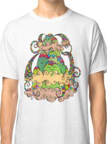 Magic  Mountain Color Classic T-Shirt