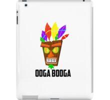 Crash Bandicoot (ooga booga) iPad Case/Skin
