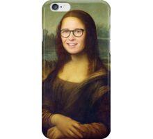 Tyler Oakley Mona Lisa Smile iPhone Case/Skin