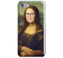 Tyler Oakley Mona Lisa Smile iPhone Case/Skin