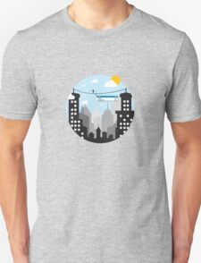 Cut Copy Paste Unisex T-Shirt