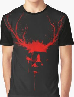 fear of hannibal hannibal the series Graphic T-Shirt