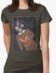 The dress Womens Fitted T-Shirt