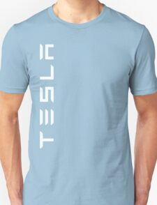 Tesla Side Logo! Unisex T-Shirt