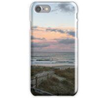 New Zealand - Sunset iPhone Case/Skin