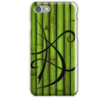 Good Luck Bamboo iPhone Case/Skin
