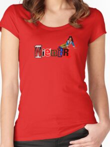 Welcome to the Dollhouse - Dawn Wiener Women's Fitted Scoop T-Shirt