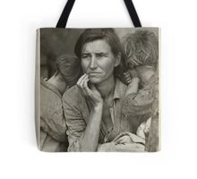 Migrant Mother Tote Bag