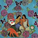 Gauguin's Girls  by RobynLee