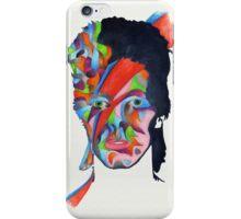 Chameleon (David Bowie - Aladdin Sane) iPhone Case/Skin