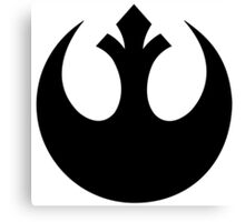 Rebel Alliance Canvas Print