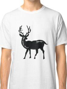 Always - Snape's Patronus Classic T-Shirt