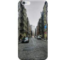 New York City - SoHo 003 iPhone Case/Skin