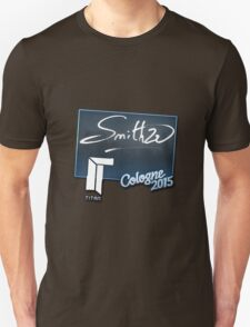 Titan Smithzz - Cologne 2015 Sticker Unisex T-Shirt