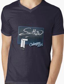Titan Smithzz - Cologne 2015 Sticker Mens V-Neck T-Shirt