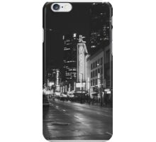 Lost In The City  iPhone Case/Skin