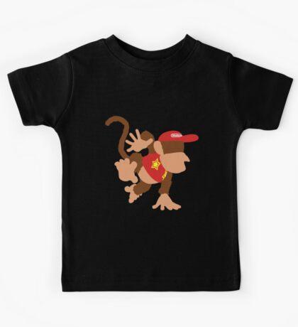 Smash Bros - Diddy Kong Kids Tee