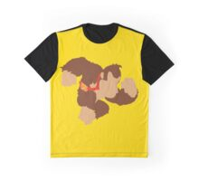 Smash Bros - Donkey Kong Graphic T-Shirt