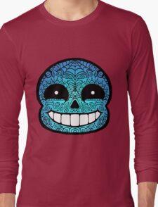 Sans Sugar Skull Undertale #2 Long Sleeve T-Shirt