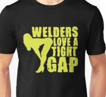 Welder love A Tight Gap Unisex T-Shirt