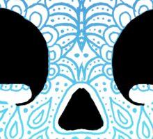 Sans Sugar Skull Undertale #1 Sticker