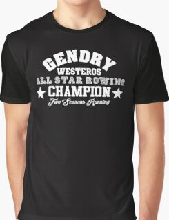 Gendry Graphic T-Shirt