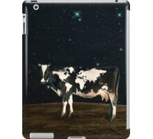 Surreal Bovine Atlas iPad Case/Skin