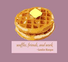 waffles w/ quote  by JessicaPippi