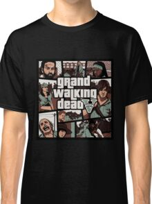 Grand Walking Dead - The Walking Dead Classic T-Shirt