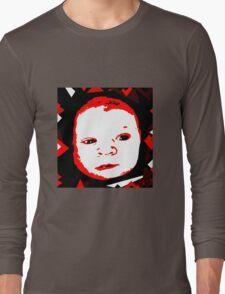 Baby Face Long Sleeve T-Shirt